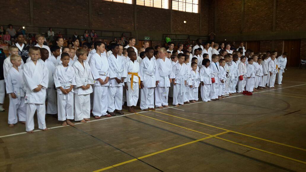 Dan Triangle Karate Club - Tournament-2